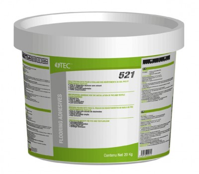 Colle pour sol TEC-521 20kg TEC