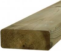 Planche raboté PIN traité classe 4 27x145x4500mm PROTAC