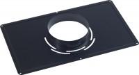 Plaque de propreté 300x500mm noire TEN