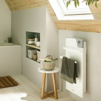 Radiateur sèche-serviettes Majorque blanc 1400W THERMOR