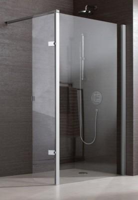 Paroi de douche fixe réversible JAZZ 190cm LEDA