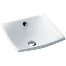 vasque poser escale 41x41cm avec cache trop plein blanc jacob delafon cholet 49300. Black Bedroom Furniture Sets. Home Design Ideas