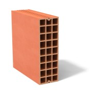 Brique de cloison CARROBRIC 40/50 666x40x500mm BOUYER LEROUX
