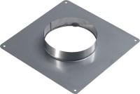 Plaque étanchéité H inox 155/161mm TEN