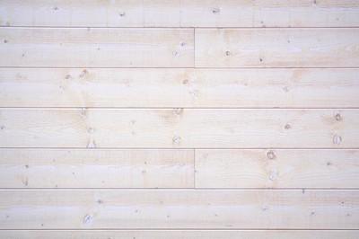 Lambris NOLOGO NANOOK blanc sapin 13x135x2500mm 5 lames soit 1.687m2 brut sciage élégie