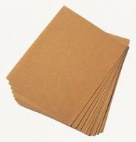 Papier à égrener grain moyen 240
