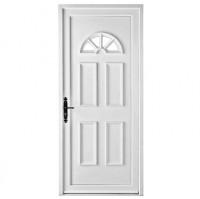 Porte PVC LUNA sans barillet 215x90cm gauche