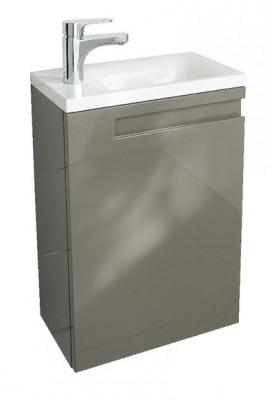 meuble lave mains infiny blanc pur gauche toulouse 31201 destockage habitat. Black Bedroom Furniture Sets. Home Design Ideas