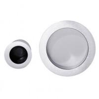 Poignée ronde chromé P/CLOIS INT