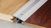 Barre de seuil aluminium anodisé 888 Flex argent 900mm