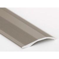 Barre de seuil aluminium anodisé 888 Flex titan 900mm