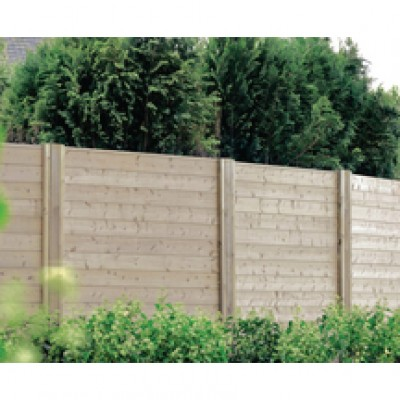cl ture demi poteau prn classe 4 vert 45x90mm 2m40 theix 56450 d stockage habitat. Black Bedroom Furniture Sets. Home Design Ideas