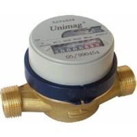 Compteur divisionnaire TU4 eau froide non communicant 110mm 20x27mm SCHLUMBERGER