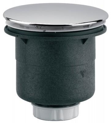 Bonde de douche sortie verticale diamètre 90mm VALENTIN