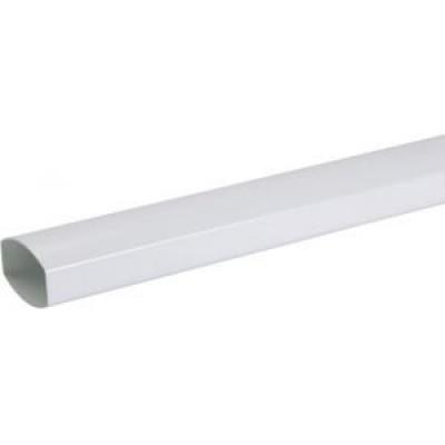 Descente OVATION TD95 longueur de 4m couleur blanc NICOLL