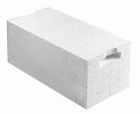 Bloc béton cellulaire à poignée THERMO 30 30x25x62.5cm XELLA THERMOPIERRE