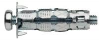 Chevilles + vis ZENTECH acier diamètre 5x34mm boîte 100 BREZINS