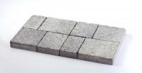 Pavé les pyrenées 4 formats épaisseur 6cm titane