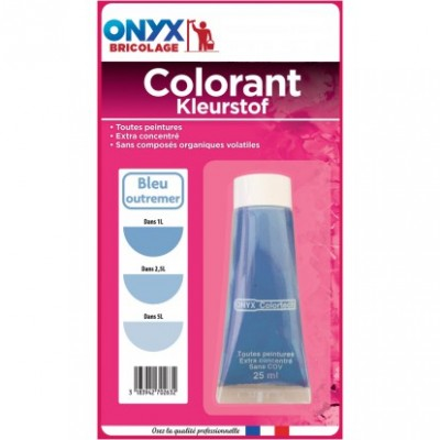 Colorant ONYX bleu outremer 25ml