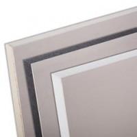 Plaque de plâtre POLYPLAC C 13+120mm 280x120cm SPV R=3.8