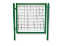 Portillon plastifié GARDEN 1.25x1m vert FERRO BULLONI