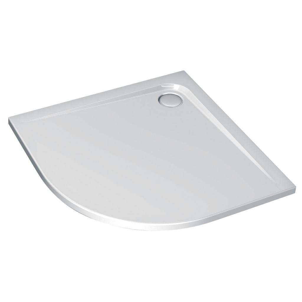 Receveur ultra flat 100x80 angle droite blanc ideal - Douche autobronzante clermont ferrand ...