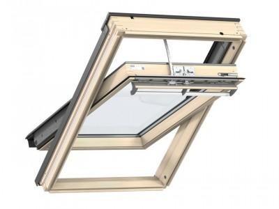 fen tre de toit integra tout confort finition bois velux cr on 33670 d stockage habitat. Black Bedroom Furniture Sets. Home Design Ideas