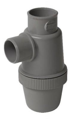 Siphon lavabo entrée verticale 32 NICOLL