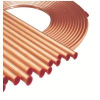 Barre de cuivre NF diamètre 7/8 longueur 4m épaisseur 1mm TALOS