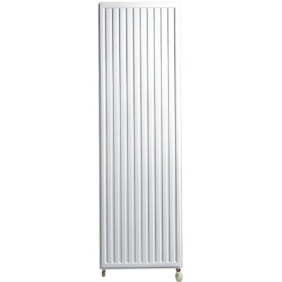 radiateur eau chaude reggane 3000 type 20 vertical blanc 600x1800 1644w finimetal le havre. Black Bedroom Furniture Sets. Home Design Ideas