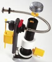 Mécanisme double touche CLARAPLUS avec robinet flotteur CLARA