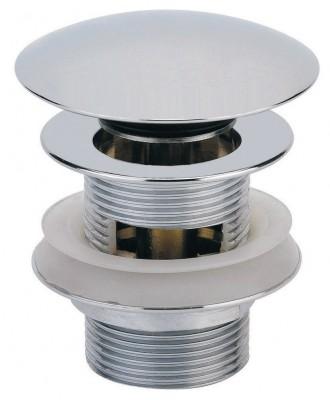 Bonde Digiclic haut 58mm laiton/chromé VALENTIN