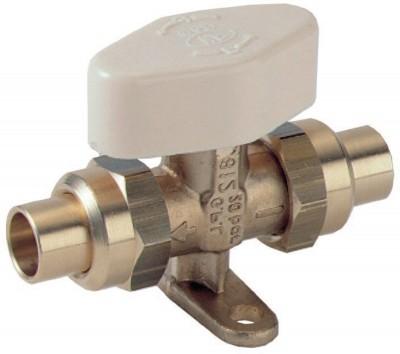 Vanne 812 1/4 de tour pour butane/propane 20 bar