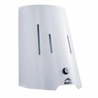Distributeur papier 3 fonctions aluminium/blanc PELLET
