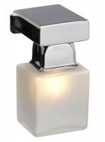 Spot LED carré verrine