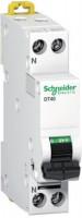 Disjoncteur DT40N 1P+N 32 ampères D