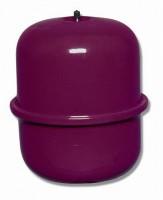 Vase d'expansion à membrane M3/4 4 litres gonflage 0,5 bar GITRAL