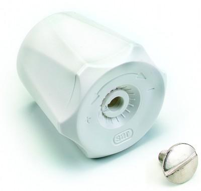 Volant pour robinet de radiateur 8cm + vis COMAP