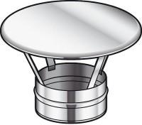 Chapeau pare-pluie diamètre 130mm POUJOULAT