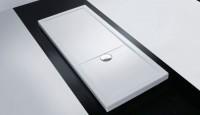 Receveur OLYMPIC+ 180x75cm haute 4,5cm extra-plat blanc NOVELLINI