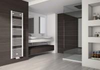 Radiateur sèche-serviettes eau chaude PRIMEO2 50mm 439w blanc