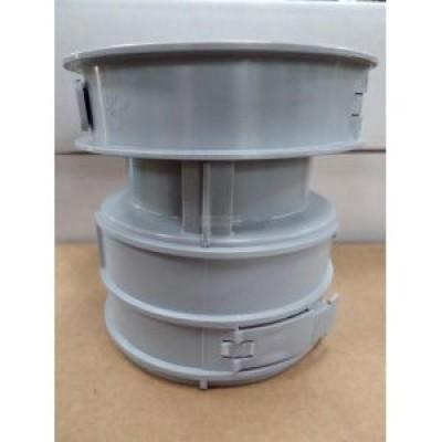 Raccord de liaison flexible flexible 80 mm saunier duval - Douche autobronzante clermont ferrand ...