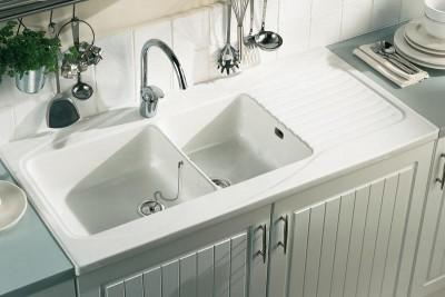 vier jumbo 120x60 blanc bonde di60 2 cuves 1 gouttoir jacob delafon toulouse 31100. Black Bedroom Furniture Sets. Home Design Ideas
