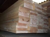Bois menuiserie 75x225x5100mm pin du nord rouge US