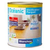 Vitrificateur OCEANIC chêne ciré bidon de 1 litre BLANCHON