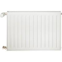 Radiateur eau chaude REGGANE 3000 type 22C horizontal blanc 700x900mm 1624W FINIMETAL