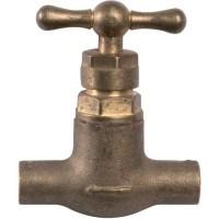 Robinet d'arrêt à souder diamètre 16mm DIPRA