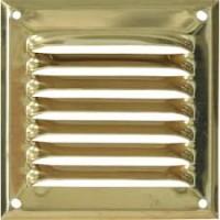 Grille métal 100x100mm laiton serrurier maille CDT DMO