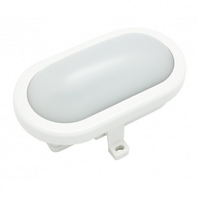Hublot ovale LED 10W blanc ELECTRALINE CBB