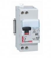 Disjoncteur différente phase + neutre type AC 2 modules SIGMADIS